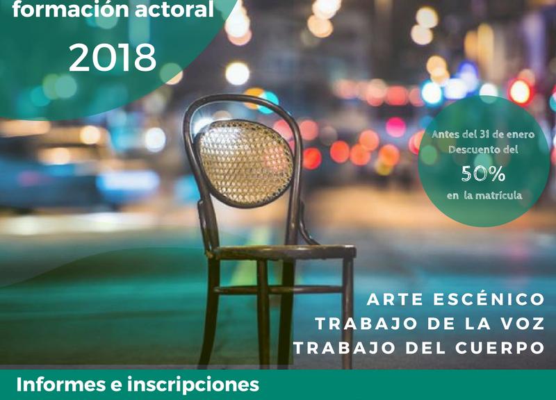Curso de formación actoral 2018 (2)