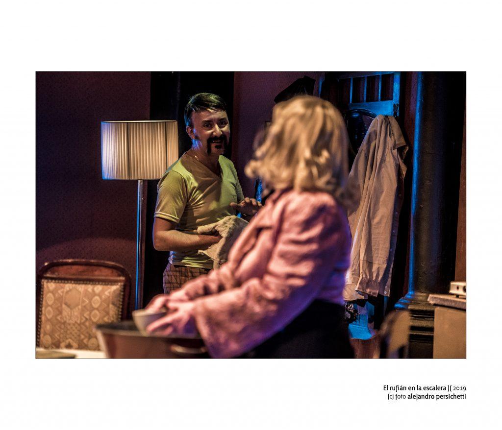 El rufíán en la escalera Teatro Circular 2019